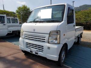 スズキ キャリイトラック  4WD 軽トラック エアコン