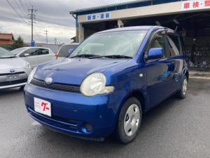 トヨタ シエンタ X CD キーレス 7人乗り 3列シート ABS スタッドレスタイヤ付 ETC