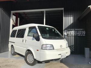 マツダ ボンゴバン DX 低床 ハイルーフ 移動事務所車 リース可 インバーター搭載