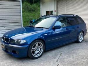 BMW 3シリーズ 325iツーリング Mスポーツパッケージ サンルーフ 革シート HDDナビ