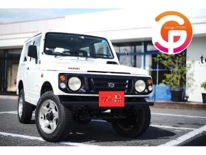 スズキ ジムニー XC 4WD 5MT アルミホイール ETC リストアップ インチアップ 社外マフラー 4名乗り スタビライザー
