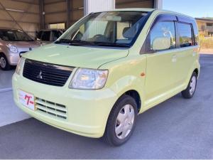 三菱 eKワゴン G CD キーレスエントリー 電動格納ミラー ベンチシート AT 衝突安全ボディ ABS エアコン パワーステアリング パワーウィンドウ