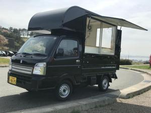 スズキ キャリイトラック KCスペシャル キッチン キャンピングカー トリパル 給排水設備 サブバッテリー付 未使用車