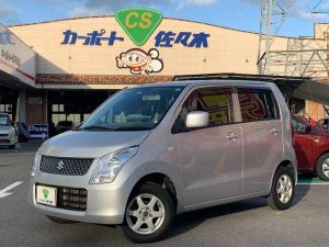 スズキ ワゴンR FX CD・キーレス・社外13インチアルミ
