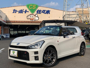 トヨタ コペン GR スポーツ 5MT・LEDヘッドライト・HKSマフラー純正OP