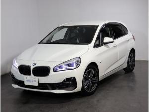 BMW 2シリーズ 218dアクティブツアラースポーツ 電動ゲート フルセグTV