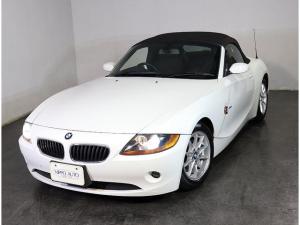 BMW Z4 2.2i ディーラー車 右H オープン 新ランフラットタイヤ HIDライト 走行51300km