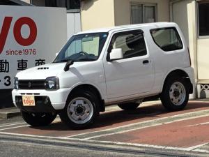 スズキ ジムニー XG 4WD フル装備 CD AMFMラジオ キーレス