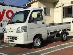 ダイハツ ハイゼットトラック エアコン・パワステ スペシャル 4WD 5MT ラジオ