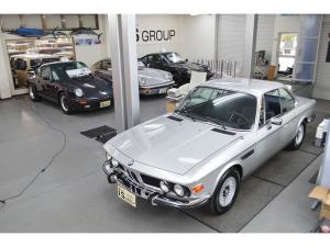BMW 3シリーズ 3.0CSi D車 記録簿8枚 オリジナル車 フルノーマル