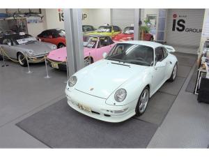 ポルシェ 911 911ターボS ディ―ラー車 世界生産183台 リアダクト付生産台数10台