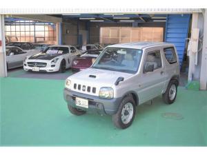スズキ ジムニー XA 5速MT ICターボ 4WD 目立つサビなし ABS