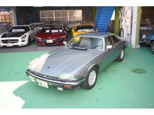 ジャガー XJ-S クーペ V12クーペ D車 右H 本革シート オリジナル車