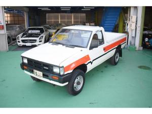 日産 ダットサントラック  シングルキャブ ロング ディーゼル 5速MT 4WD フルノーマル