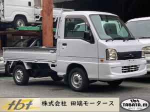 スバル サンバートラック TB 4WD PS A/C 5MT
