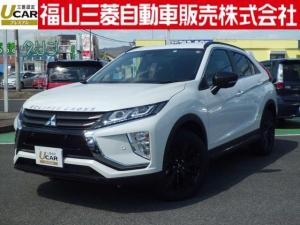 三菱 エクリプスクロス ブラックエディション 試乗車