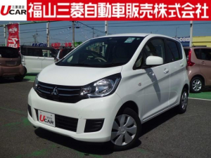 三菱 eKワゴン M レンタカーアップ