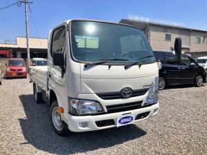 トヨタ ダイナトラック  KDY231-TLMGY, ジャストロー、スチール デック