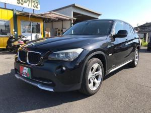 BMW X1 sDrive 18i ETC ナビ フルセグTV バックカメラ CD DVD Bluetooth USB AUX  HIDヘッドライト スマートキー 純正AW17インチ ATエアコン 盗難防止システム