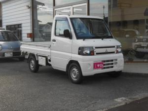 三菱 ミニキャブトラック VX-SE 4WD  エアコン パワステ エアバッグ