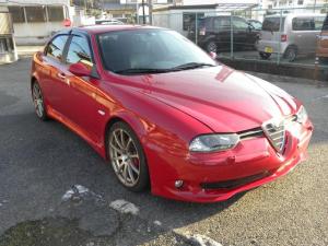 アルファロメオ アルファ156 GTA 3.2 V6 24V