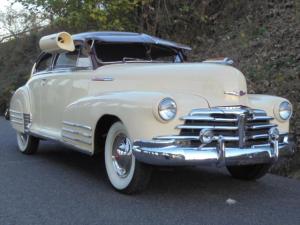 シボレーその他  フリートライン 1948モデル 直6エンジン 3速MT