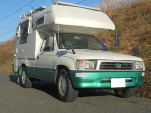 トヨタ ハイラックス 8ナンバー キャンピングカー NOx PM適合
