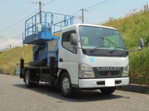 三菱ふそう キャンター 高所作業車 NOx・PM適合 エスマックHD-120R