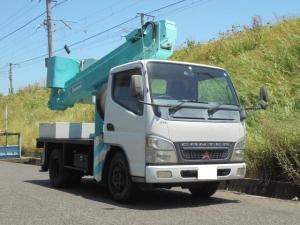 三菱ふそう キャンター 高所作業車 NOx・PM適合 タダノ AT-100TG