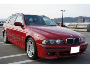 BMW 5シリーズ 525iツーリング Mスポーツパッケージ