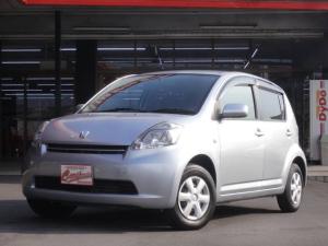トヨタ パッソ X キーレスエントリー ETC搭載車 CDMDデッキ
