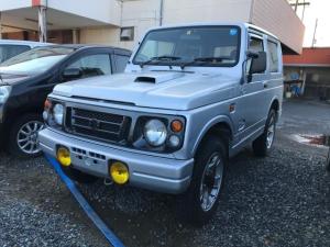 スズキ ジムニー ランドベンチャー 4WD オーディオ付 ETC 4名乗り マーキュリーシルバーメタリック