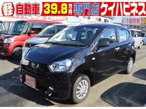 ダイハツ ミライース L SAIII 4WD キーレス CD