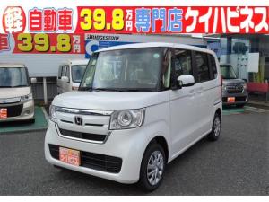 ホンダ N-BOX G・Lホンダセンシング 4WD 届出済未使用車