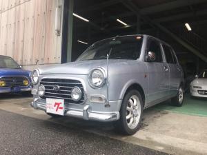 ダイハツ ミラジーノ ジーノ 5MT 軽自動車