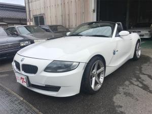 BMW Z4 ロードスター2.5i ナビ AW オーディオ付 ETC