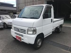 ホンダ アクティトラック  4WD AC MT 軽トラック