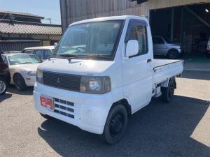 三菱 ミニキャブトラック  4WD AC 5MT