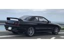 日産/スカイライン GT-R 黒