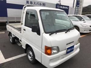 スバル サンバートラック TB 4WD 5MT エアコン トラックキット付