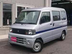 三菱 ミニキャブバン 福祉車輌 車椅子仕様車