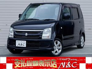 スズキ ワゴンR FX-Sリミテッド キーレス CD ETC