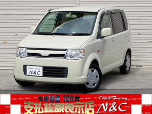 三菱 eKワゴン M 軽自動車 室内除菌・シートクリーニング