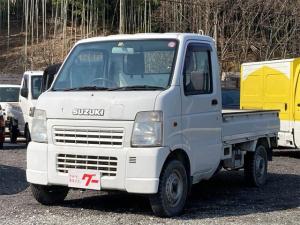 スズキ キャリイトラック  オートマ 2WD エアコン 修復歴無 軽トラック 2名乗り