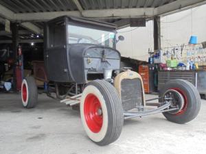 フォードその他 1919年 model T ベース トラック