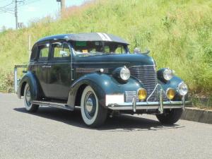 シボレーその他  1939モデル Master Deluxe コラム3速MT