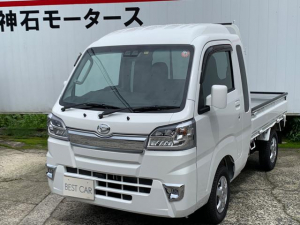 ダイハツ ハイゼットトラック ジャンボ 4WD 5MT スマートアシスト