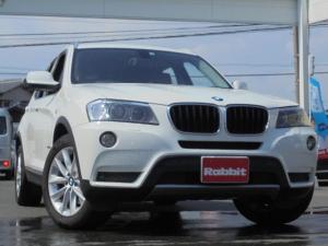 BMW X3 xDrive 28i ハイラインパッケージ ブラウンレザー