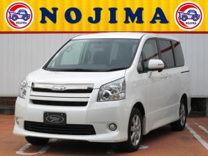 トヨタ ノア Si TV/ナビ 車検整備付 助手席側パワースライドドア