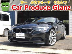 BMW Z4 sDrive23i ハイラインパッケージ ナビ スマートキー オープンカー オートライト AW オーディオ付 スマートキー 2名乗り